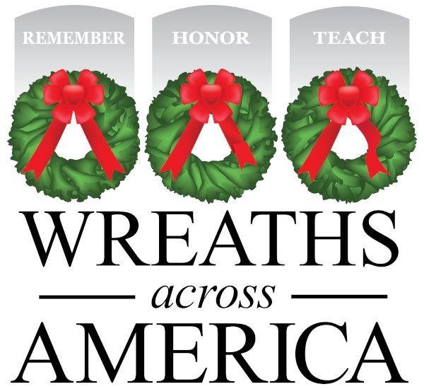 Remember - Honor - Teach - Wreaths Across America